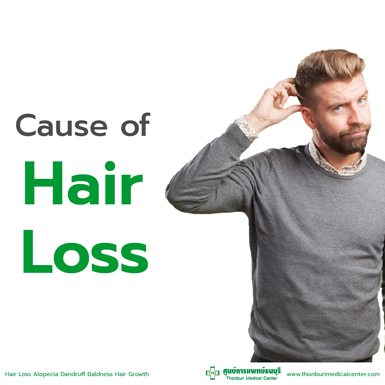 Cause of Hair Loss